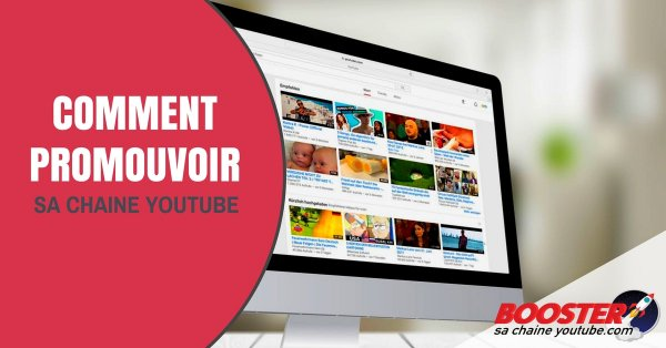Booster sa chaine youtube gratuitement