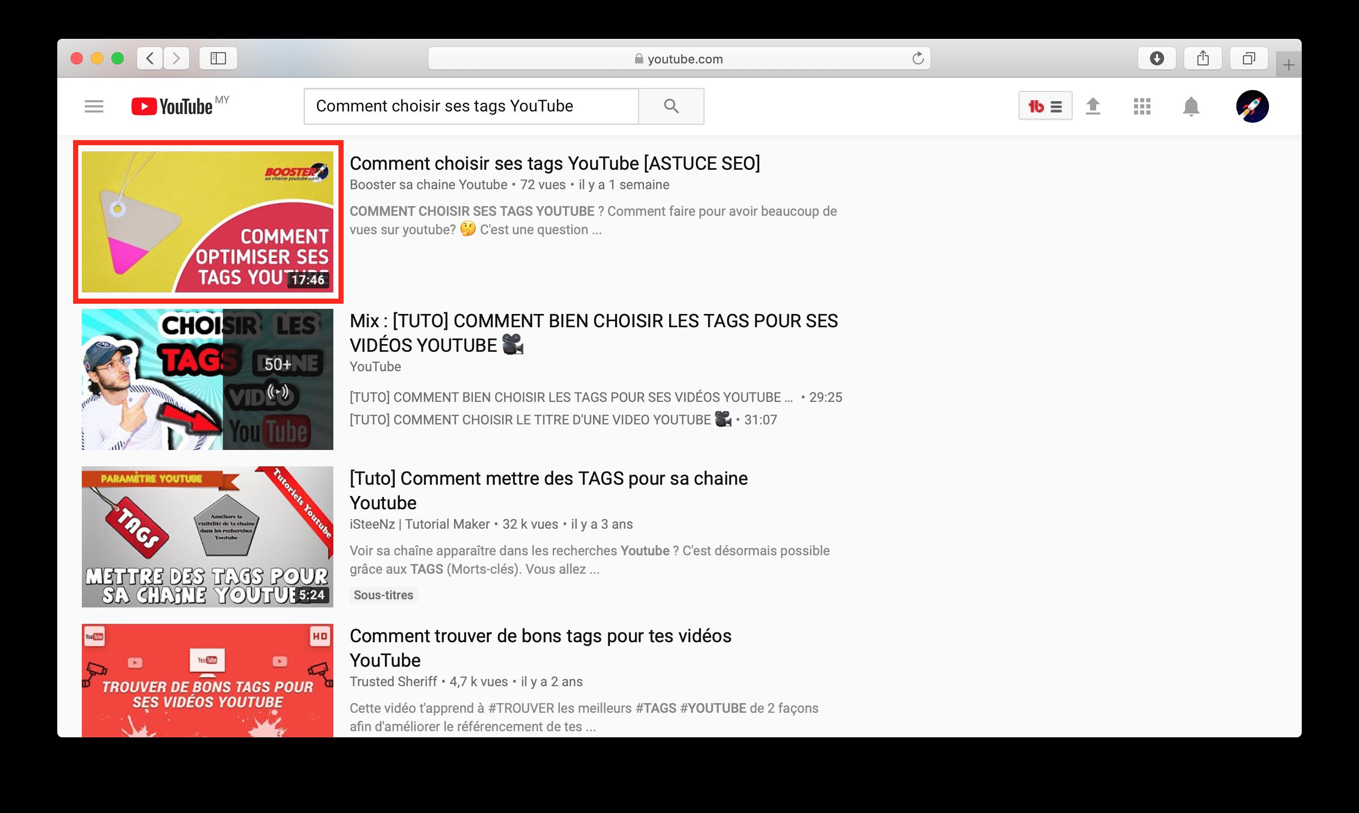 erreur a ne pas faire pour miniature youtube