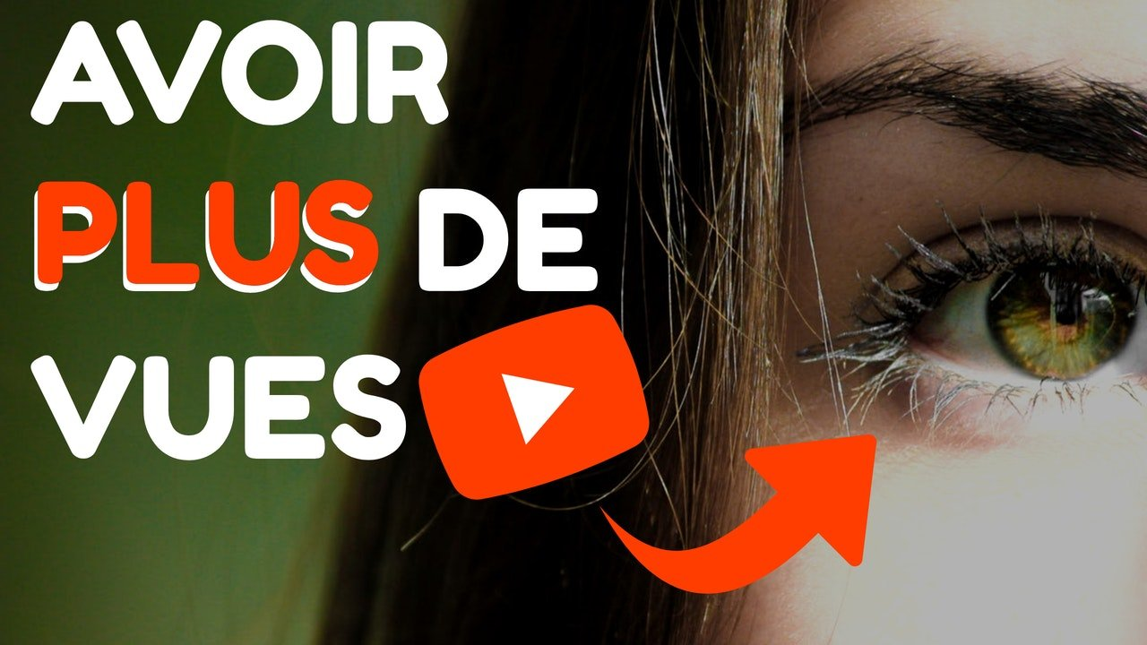 attirer le regard sur vignette youtube